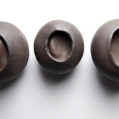 Debra Fleury Barnacle Dark Stoneware Clay