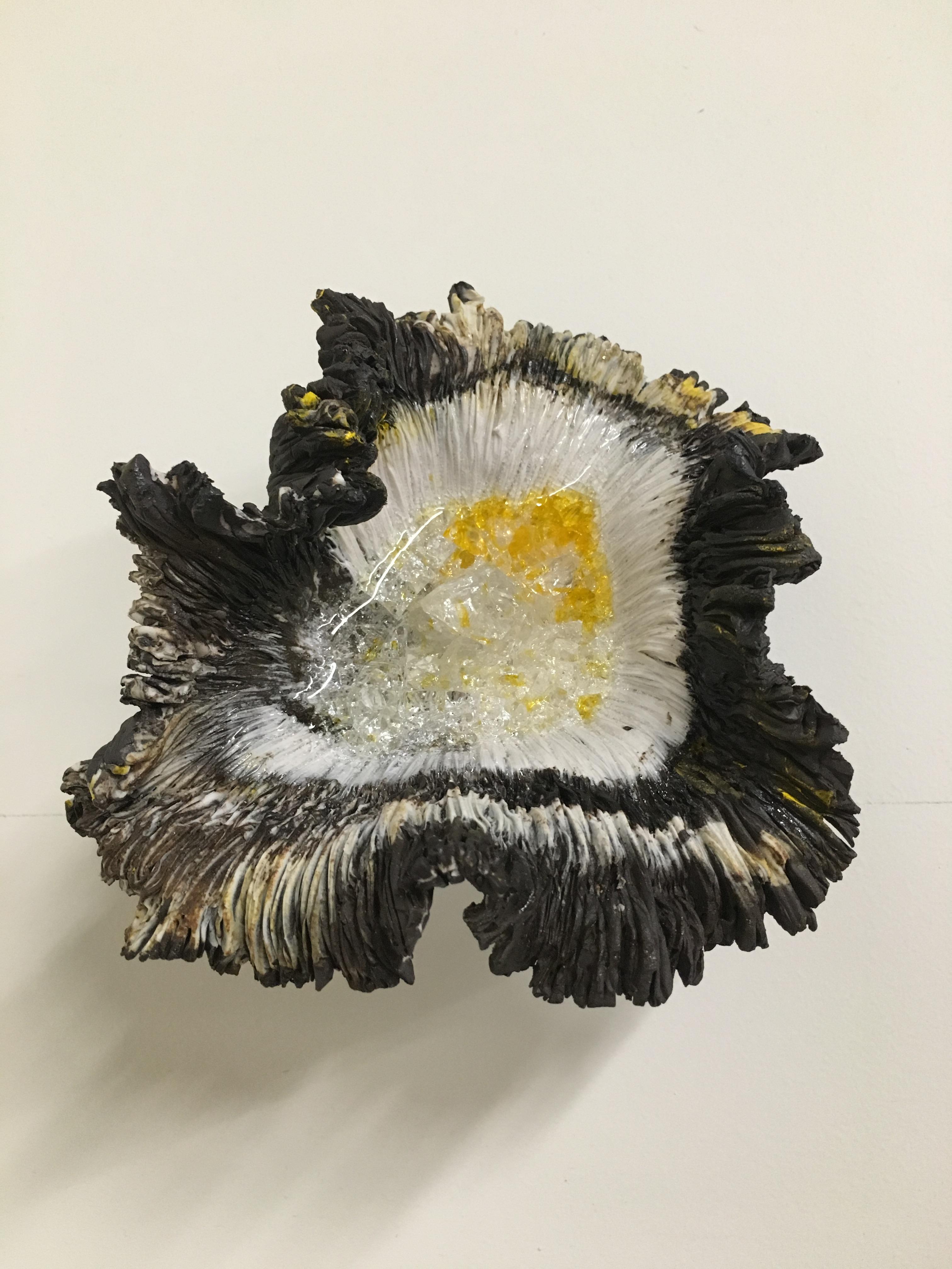 Debra Fleury clay artist. El Fuego